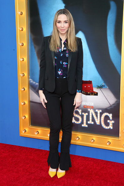 "Whitney Cummings「Premiere Of Universal Pictures' ""Sing"" - Arrivals」:写真・画像(17)[壁紙.com]"