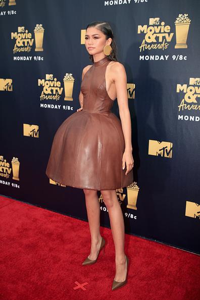 Award「2018 MTV Movie And TV Awards - Red Carpet」:写真・画像(14)[壁紙.com]