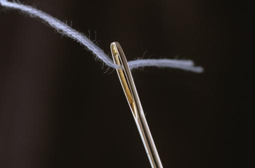 Sensuality「thread and needle」:スマホ壁紙(14)