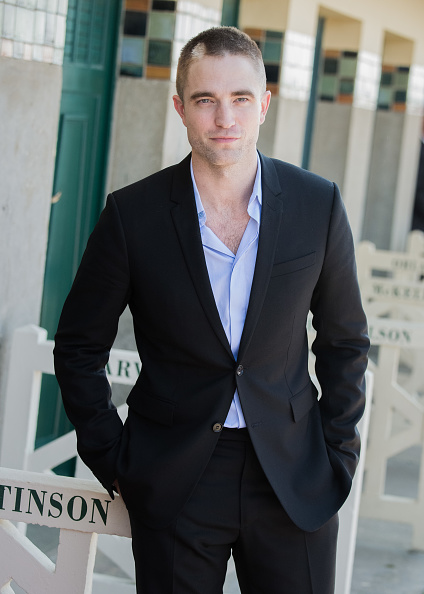 Robert Pattinson「Robert Pattinson: Photocall - 43rd Deauville American Film Festival」:写真・画像(15)[壁紙.com]