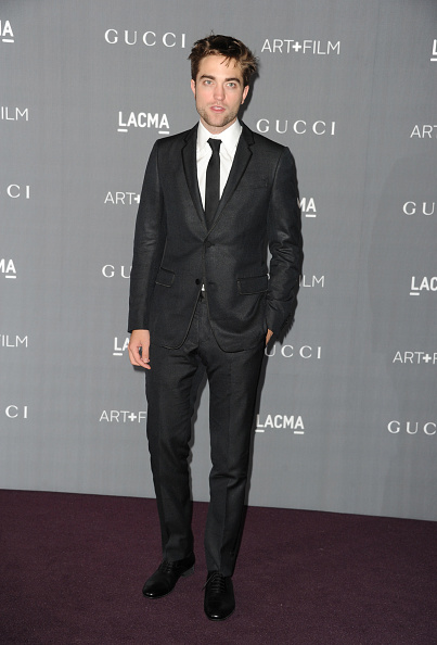Robert Pattinson「LACMA 2012 Art + Film Gala - Arrivals」:写真・画像(0)[壁紙.com]