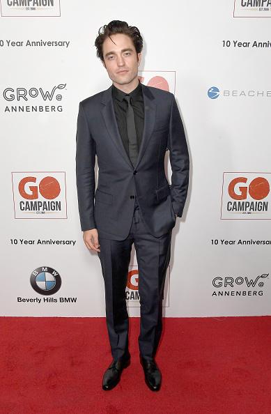 ロバート・パティンソン「10th Annual GO Campaign Gala - Arrivals」:写真・画像(0)[壁紙.com]