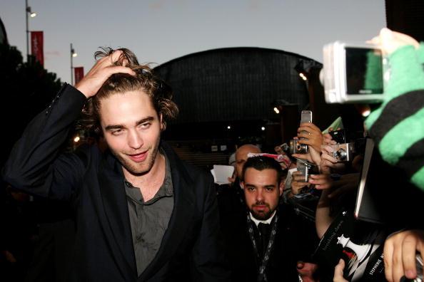 Robert Pattinson「Rome Film Festival 2008: 'Twilight' - Premiere」:写真・画像(5)[壁紙.com]