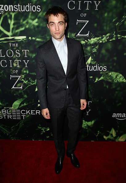 Robert Pattinson「Premiere Of Amazon Studios' 'The Lost City Of Z' - Arrivals」:写真・画像(13)[壁紙.com]