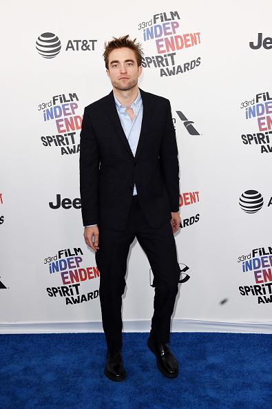 Robert Pattinson「2018 Film Independent Spirit Awards  - Arrivals」:写真・画像(7)[壁紙.com]