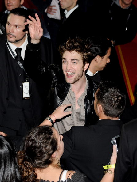 Robert Pattinson「'Twilight Saga: New Moon' Fans Event in Madrid」:写真・画像(13)[壁紙.com]