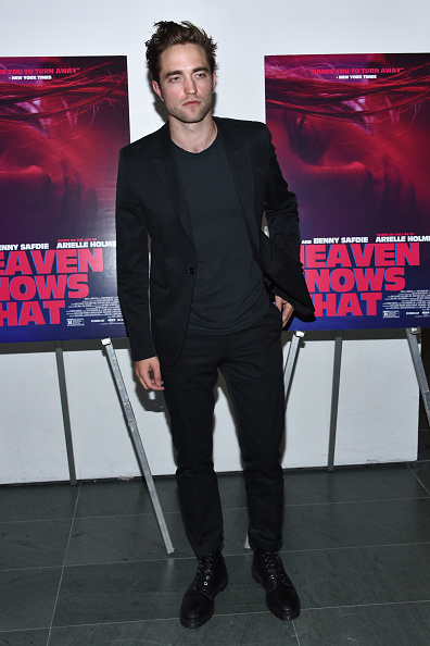 Robert Pattinson「'Heaven Knows What' New York Premiere」:写真・画像(0)[壁紙.com]
