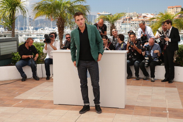 Robert Pattinson「'The Rover' Photocall - The 67th Annual Cannes Film Festival」:写真・画像(12)[壁紙.com]