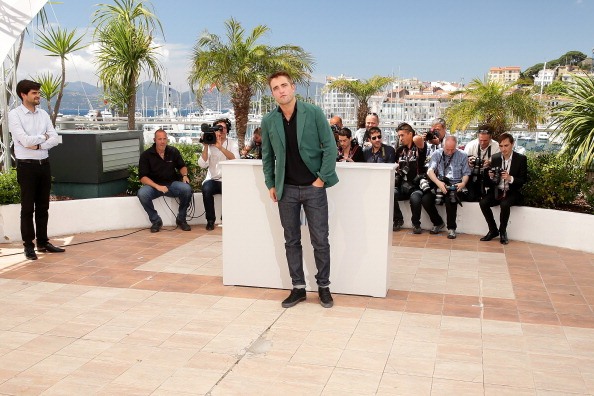 Robert Pattinson「'The Rover' Photocall - The 67th Annual Cannes Film Festival」:写真・画像(10)[壁紙.com]