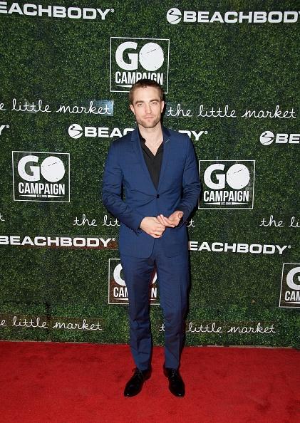 Robert Pattinson「2017 GO Campaign Gala - Arrivals」:写真・画像(2)[壁紙.com]