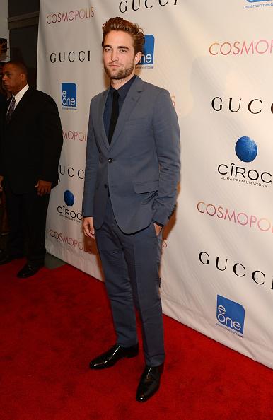"Straight leg pants「""Cosmopolis"" New York Premiere - Inside Arrivals」:写真・画像(3)[壁紙.com]"