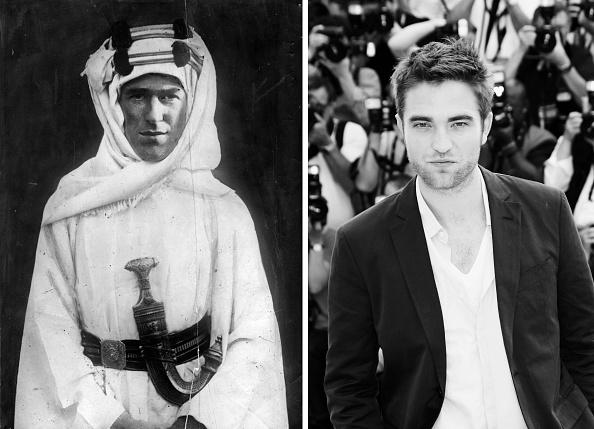 ロバート・パティンソン「FILE PHOTO:  Robert Pattinson To Play Lawrence Of Arabia In Biopic Role」:写真・画像(19)[壁紙.com]