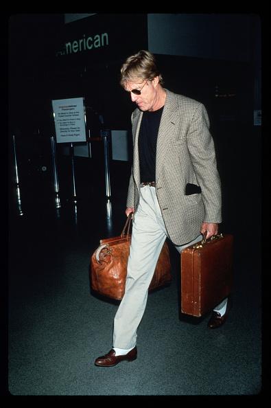 LAX Airport「Robert Redford In Los Angeles CA」:写真・画像(7)[壁紙.com]