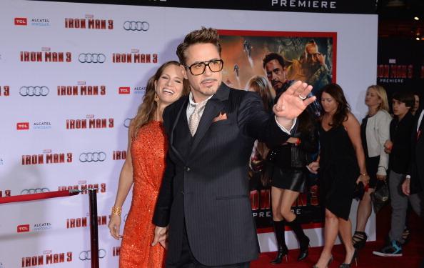 """El Capitan Theatre「Premiere Of Walt Disney Pictures' """"Iron Man 3"""" - Arrivals」:写真・画像(17)[壁紙.com]"""
