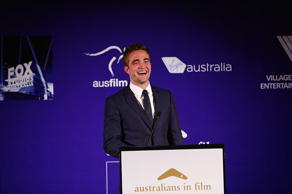 Robert Pattinson「2nd Annual Australians In Film Awards Gala」:写真・画像(4)[壁紙.com]