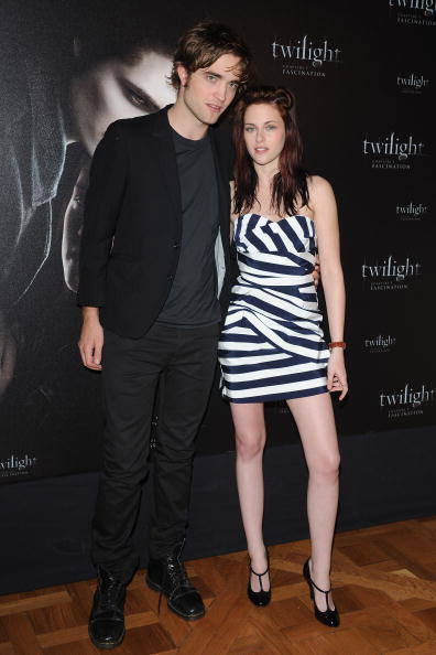 Robert Pattinson「'Twilight' Paris Photocall」:写真・画像(3)[壁紙.com]