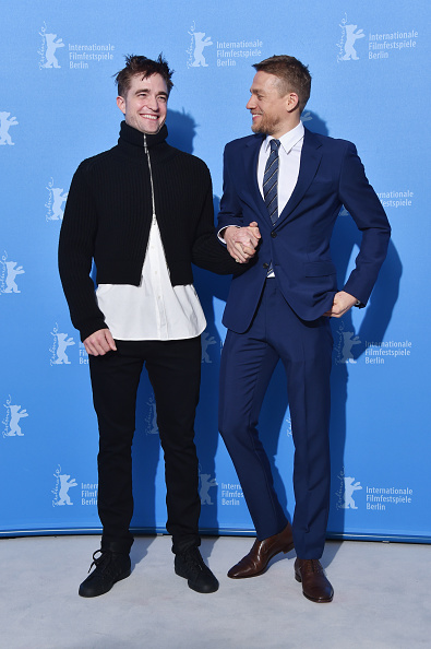 Robert Pattinson「'The Lost City of Z' Photo Call - 67th Berlinale International Film Festival」:写真・画像(7)[壁紙.com]