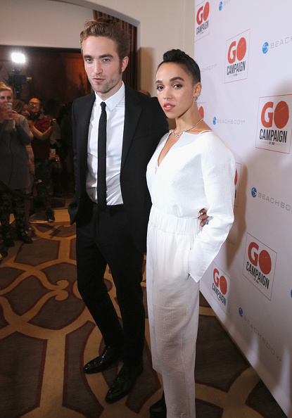Robert Pattinson「8th Annual GO Campaign Gala - Inside」:写真・画像(2)[壁紙.com]