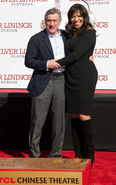 Open Collar「Robert De Niro Hand And Footprint Ceremony」:写真・画像(9)[壁紙.com]