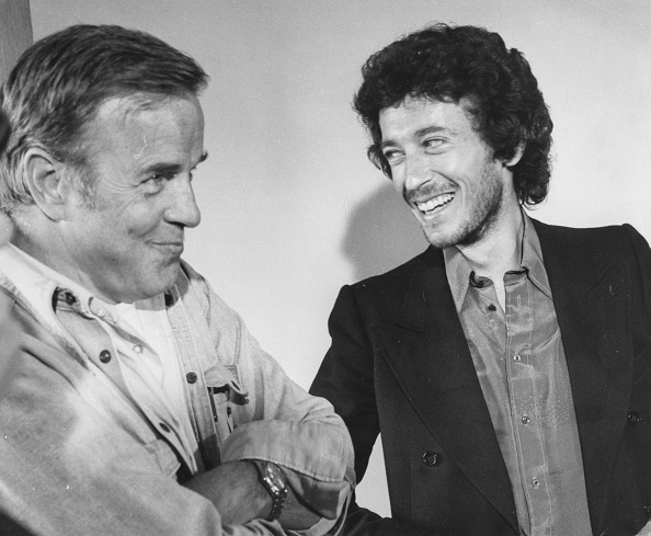 俳優「Robert Powell And Franco Zeffirelli」:写真・画像(6)[壁紙.com]