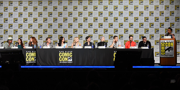 "Emilie De Ravin「Comic-Con International 2015 - ""Once Upon A Time"" Panel」:写真・画像(3)[壁紙.com]"