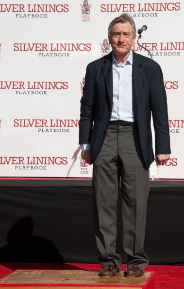 Open Collar「Robert De Niro Hand And Footprint Ceremony」:写真・画像(7)[壁紙.com]