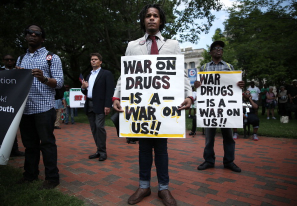 正義「Activists Hold Rally To Call For End On War On Drugs And Mass Incarcerations」:写真・画像(9)[壁紙.com]