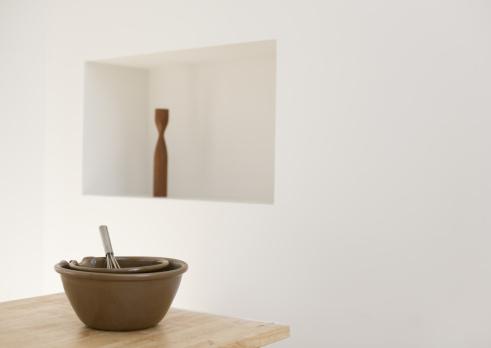 Dining Table「Bowls in dining room」:スマホ壁紙(8)