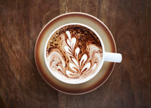 Coffee - Drink「Coffee detail.」:スマホ壁紙(10)