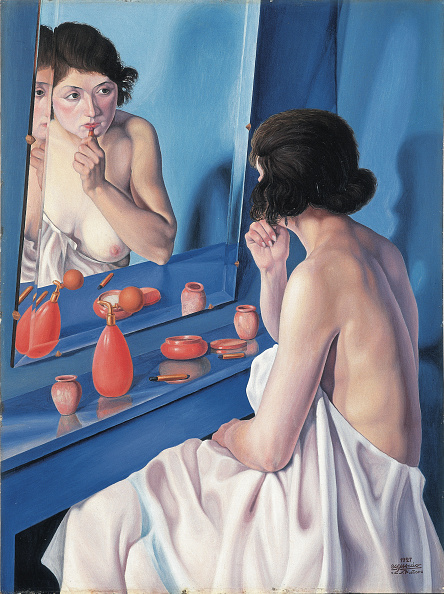 Toilet「Woman Before A Mirror」:写真・画像(18)[壁紙.com]