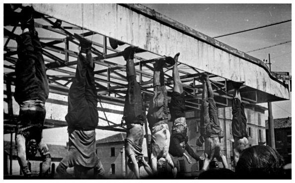 Hanging「Execution of Mussolini and others」:写真・画像(1)[壁紙.com]