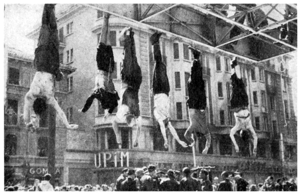Hanging「Execution of Mussolini and others」:写真・画像(8)[壁紙.com]
