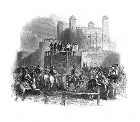 Tudor Style「Execution of John Dudley」:写真・画像(19)[壁紙.com]