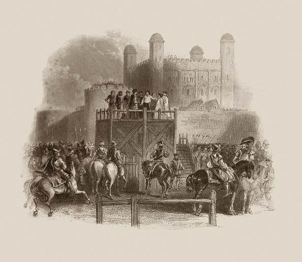 Tudor Style「Execution of John Dudley」:写真・画像(15)[壁紙.com]