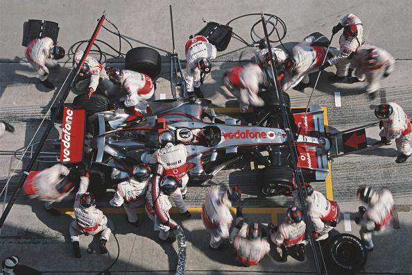 Pit Stop「F1 Grand Prix of Malaysia」:写真・画像(9)[壁紙.com]