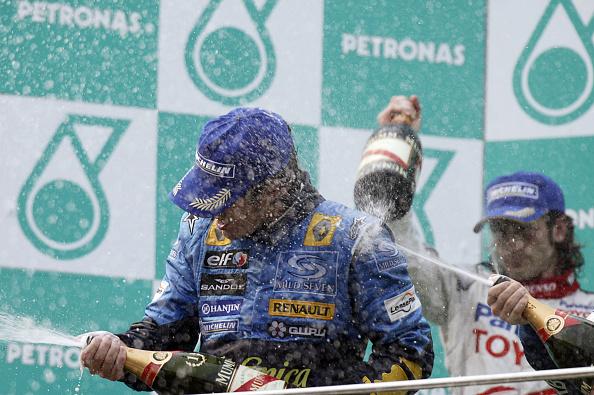 Sports Track「Fernando Alonso, Grand Prix Of Malaysia」:写真・画像(8)[壁紙.com]