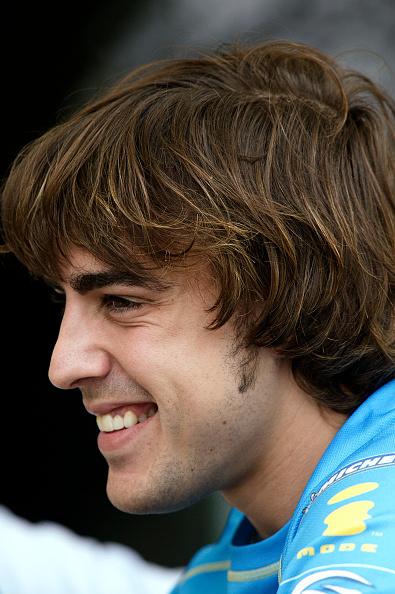 Sports Track「Fernando Alonso, Grand Prix Of Bahrain」:写真・画像(9)[壁紙.com]