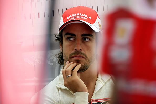 Paul-Henri Cahier「Fernando Alonso, Grand Prix Of Turkey」:写真・画像(18)[壁紙.com]