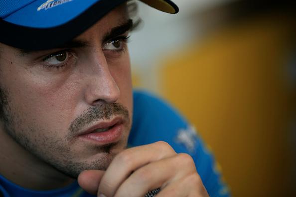 Sports Track「Fernando Alonso, Grand Prix Of Japan」:写真・画像(10)[壁紙.com]