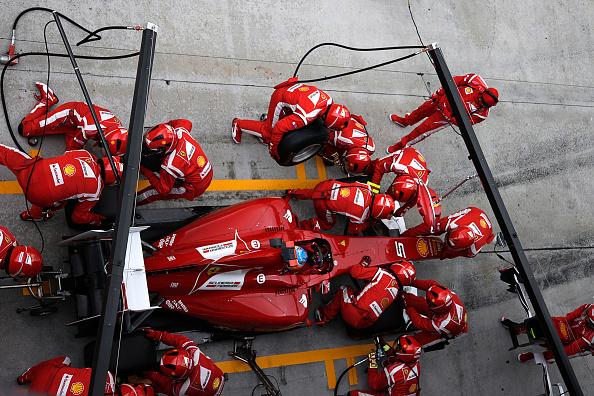 Cooperation「Fernando Alonso, Grand Prix Of Malaysia」:写真・画像(0)[壁紙.com]