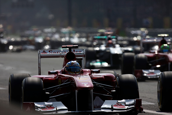 Paul-Henri Cahier「Fernando Alonso, Grand Prix Of Italy」:写真・画像(13)[壁紙.com]