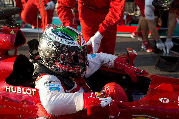 Paul-Henri Cahier「Fernando Alonso, Grand Prix Of Abu Dhabi」:写真・画像(16)[壁紙.com]