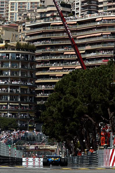 Sports Track「Fernando Alonso, Grand Prix Of Monaco」:写真・画像(11)[壁紙.com]