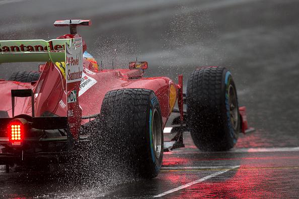 Paul-Henri Cahier「Fernando Alonso, Grand Prix Of Belgium」:写真・画像(9)[壁紙.com]