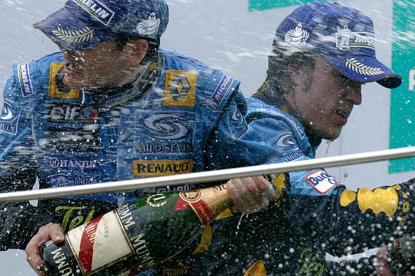Sports Track「Fernando Alonso, Giancarlo Fisichella, Grand Prix Of Malaysia」:写真・画像(13)[壁紙.com]