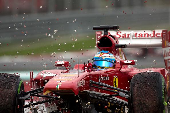 Paul-Henri Cahier「Fernando Alonso, Grand Prix Of Malaysia」:写真・画像(14)[壁紙.com]