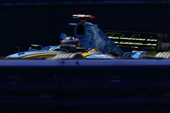 Sports Track「Fernando Alonso, Grand Prix Of Great Britain」:写真・画像(14)[壁紙.com]