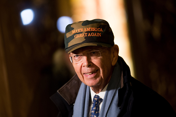 Wilbur Ross「President-Elect Trump Holds Meetings At Trump Tower In New York」:写真・画像(9)[壁紙.com]