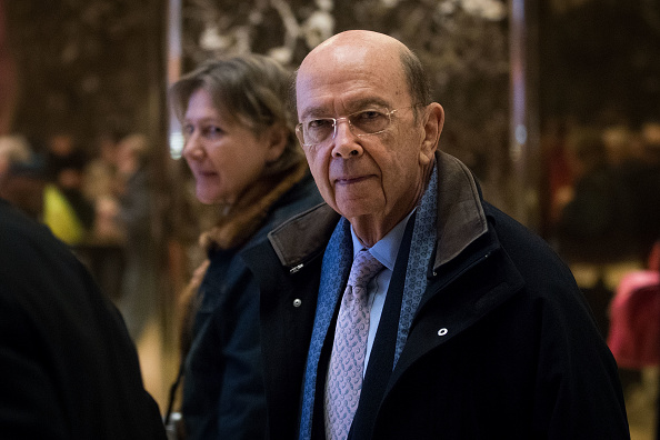 Wilbur Ross「Trump Holds Summit With Technology Industry Leaders」:写真・画像(16)[壁紙.com]