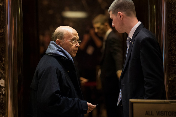 Wilbur Ross「Trump Holds Summit With Technology Industry Leaders」:写真・画像(17)[壁紙.com]